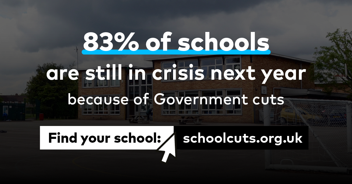 Find Out How Much Your School Could Be Losing :: School Cuts